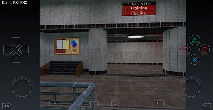 Damon PS2 Pro: PS2 Emulator screenshot 2