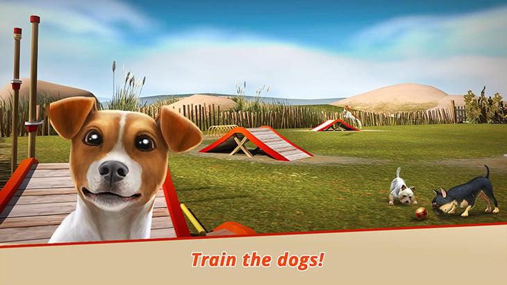 Dog Hotel game screenshot 3