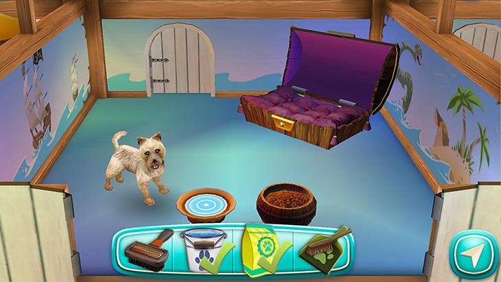 Dog Hotel game screenshot 4