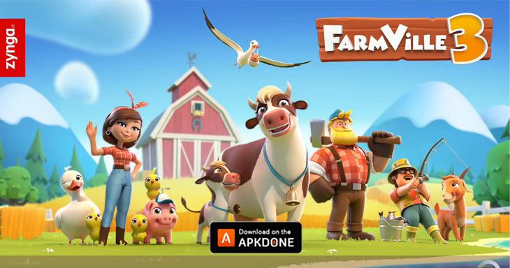 FarmVille 3 Animals poster