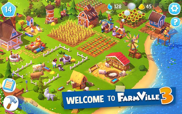 FarmVille 3 Animals screenshot 1