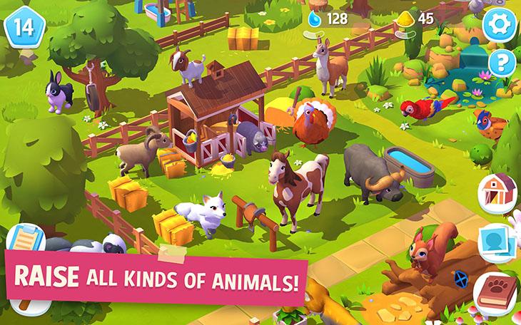 FarmVille 3 Animals screenshot 2