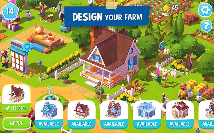 FarmVille 3 Animals screenshot 3