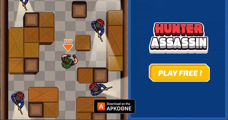 Hunter Assassin poster