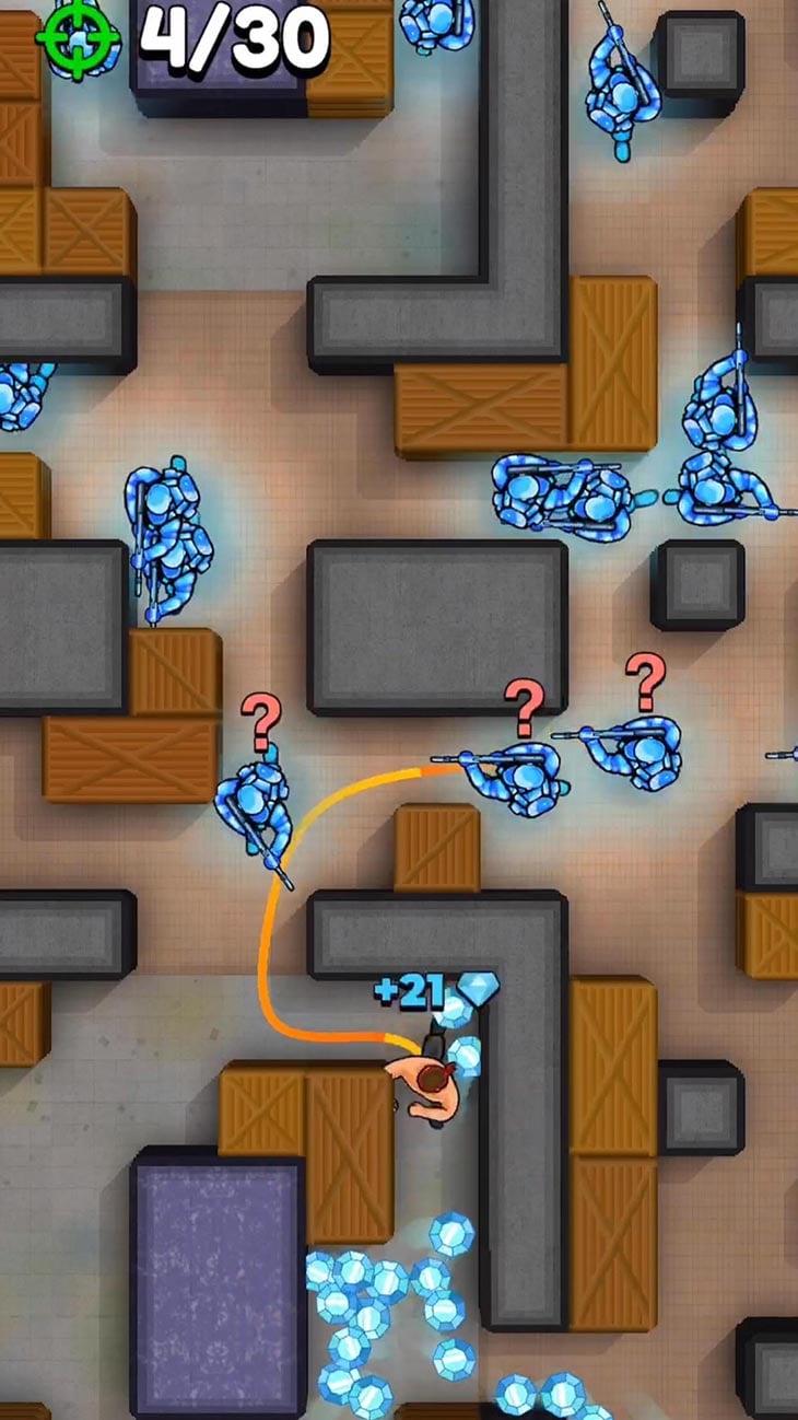 Hunter Assassin screenshot 2