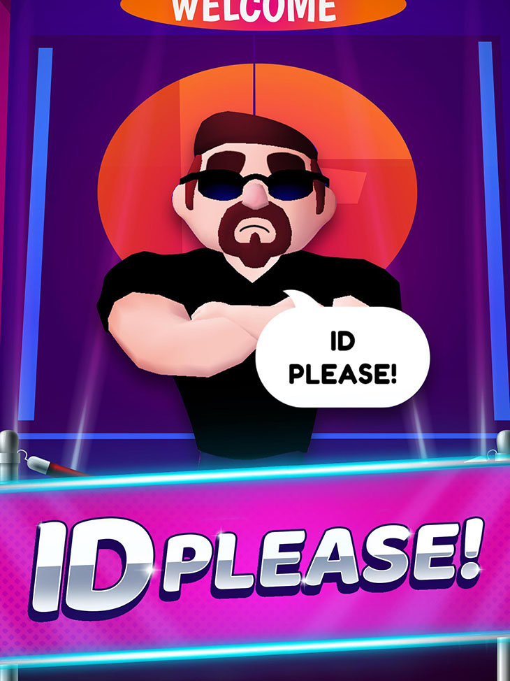 ID Please: Club Simulation screenshot 2