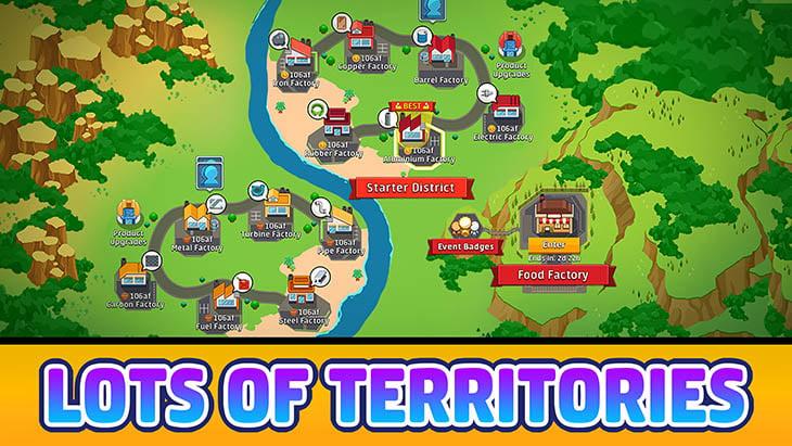 Idle Factory Tycoon screenshot 4