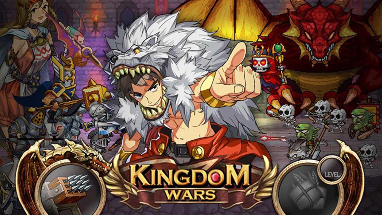 Kingdom Wars poster