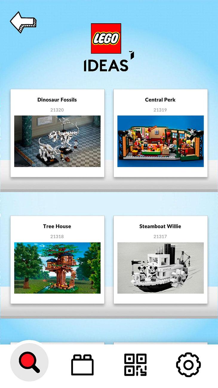 LEGO Building Instructions screenshot 1