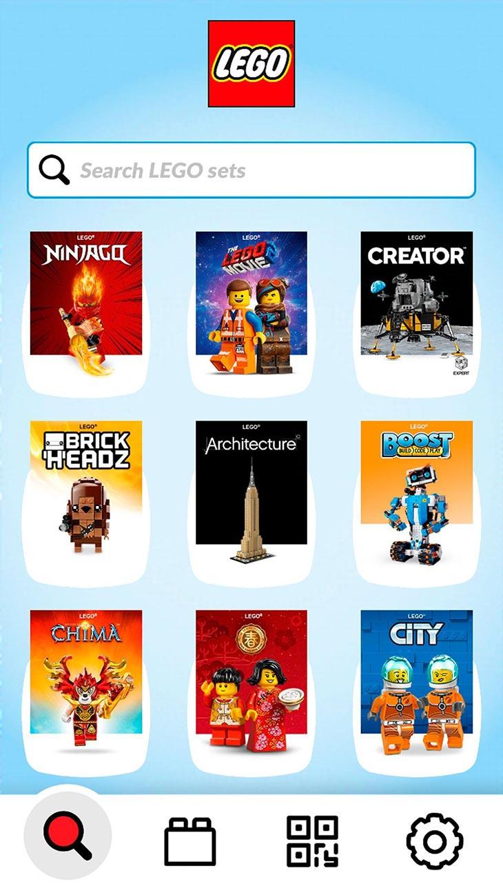 LEGO Building Instructions screenshot 3