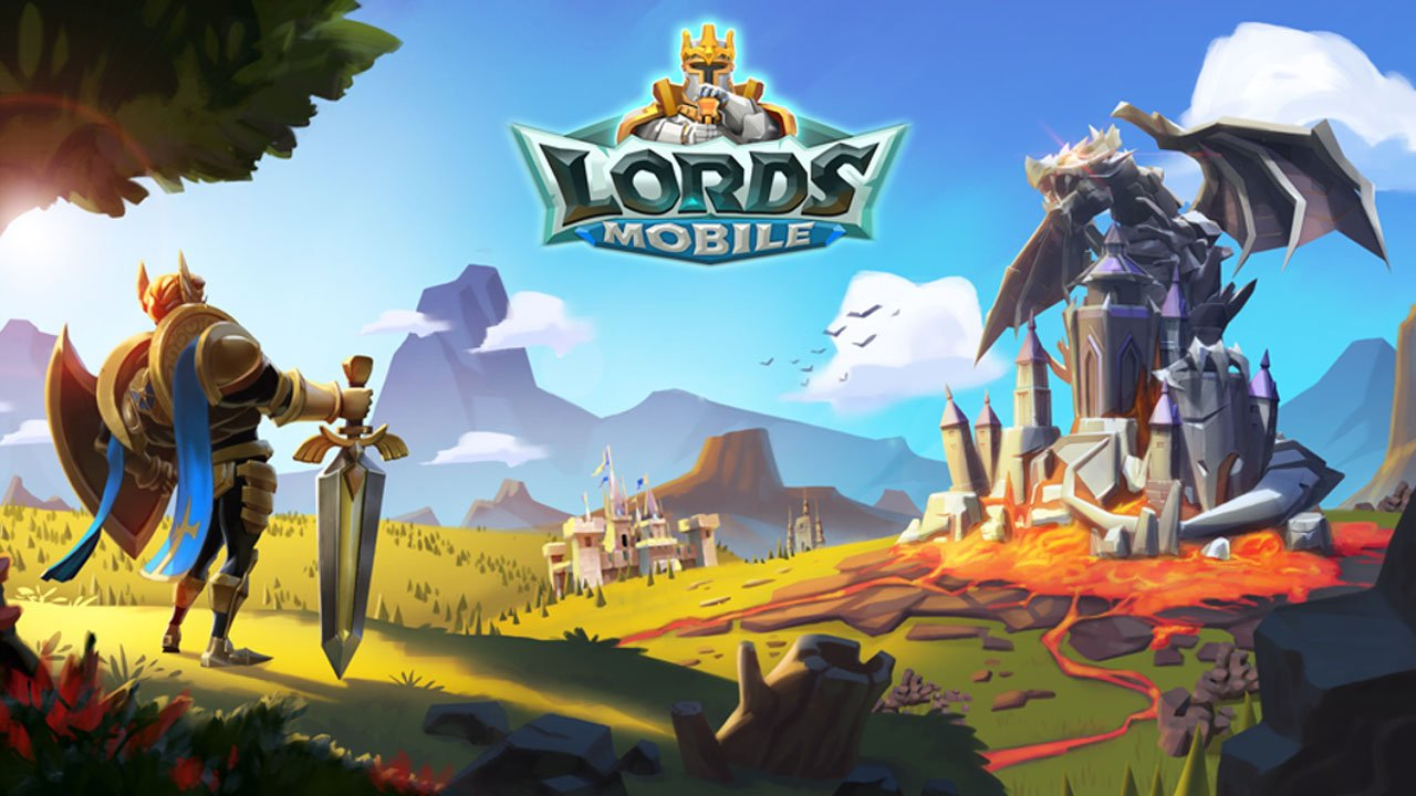 Lords Mobile poster