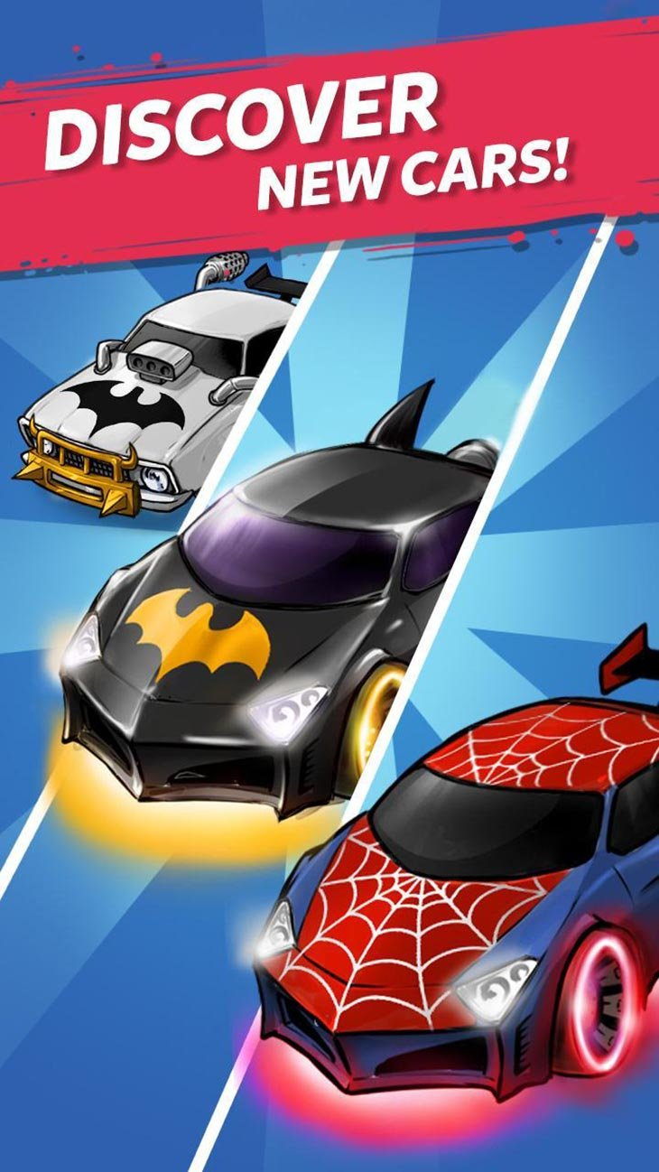 Merge Battle Car screenshot 4