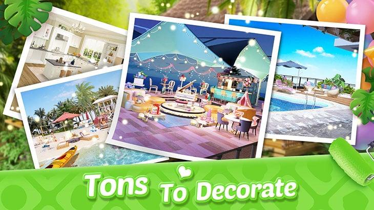My Home: Design Dreams screenshot 4