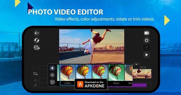 PowerDirector Mobile Video editor poster