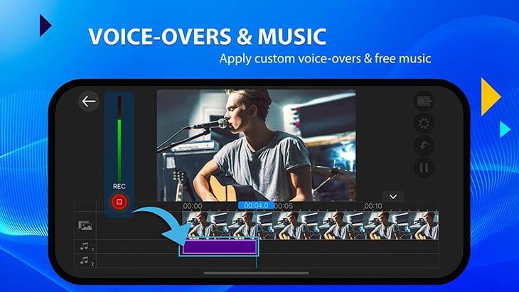 PowerDirector Mobile Video editor screenshot 3