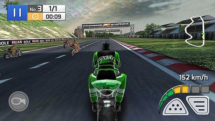 Real Bike Racing screenshot 3