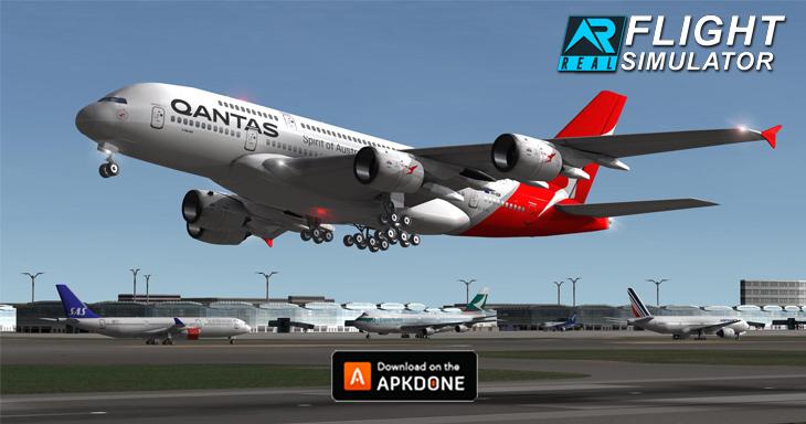 Real Flight Simulator poster