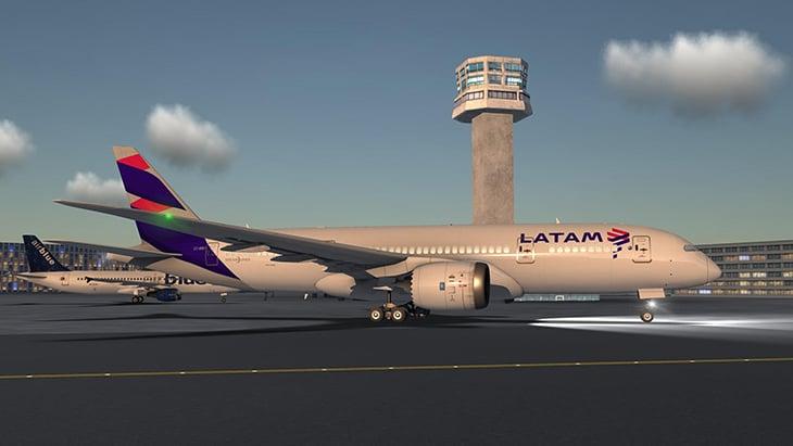Real Flight Simulator screenshot 1