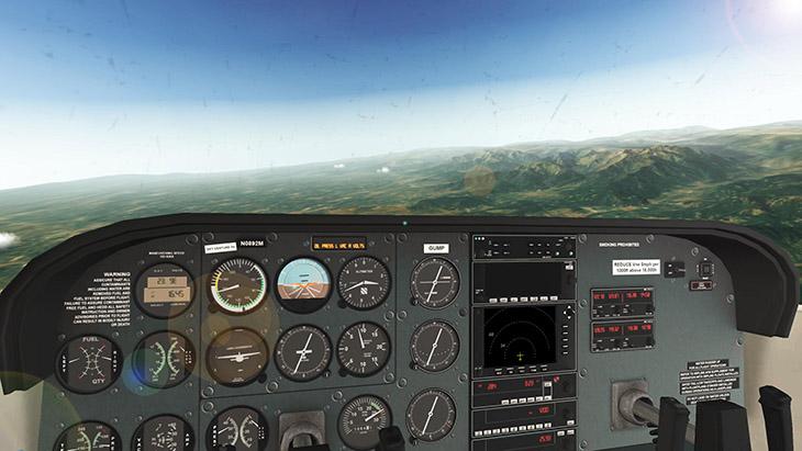 Real Flight Simulator screenshot 2