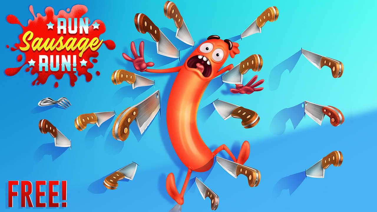Run Sausage Run poster