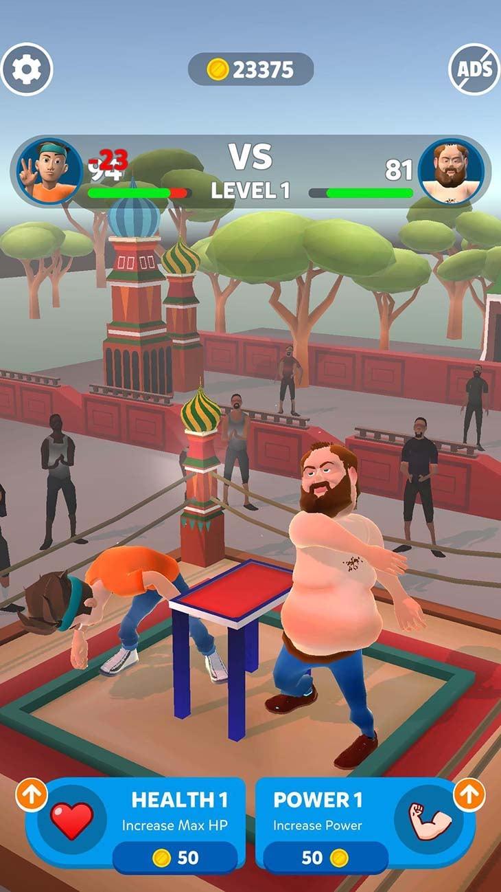 Slap Kings screenshot 3