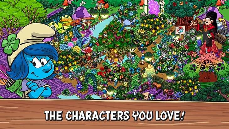 Smurfs Village screenshot 2
