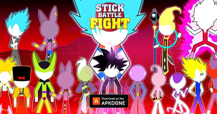 Stick Battle Fight poster