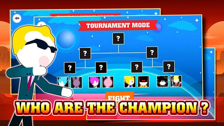 Stick Battle Fight screenshot 3
