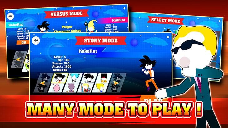 Stick Battle Fight screenshot 4