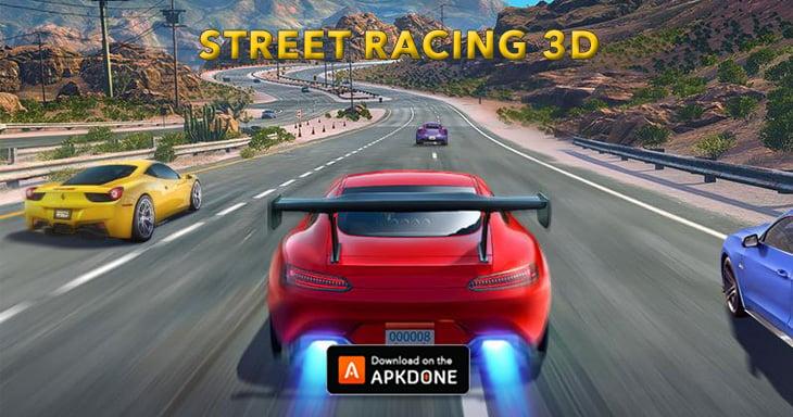 Street Racing 3D poster