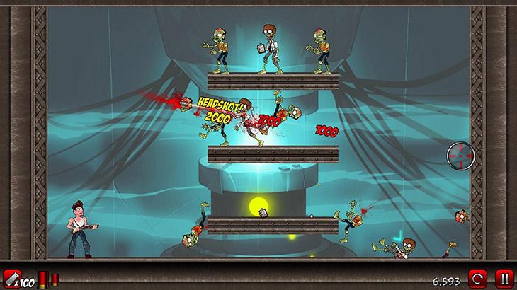 Stupid Zombies 2 screenshot 2