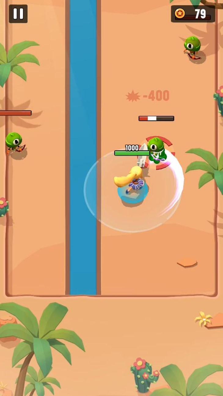 Tales Rush screenshot 2