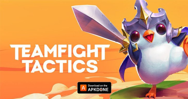 Teamfight Tactics poster