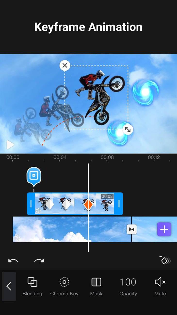 VivaCut screenshot 6