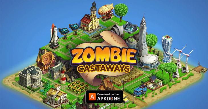 Zombie Castaways poster