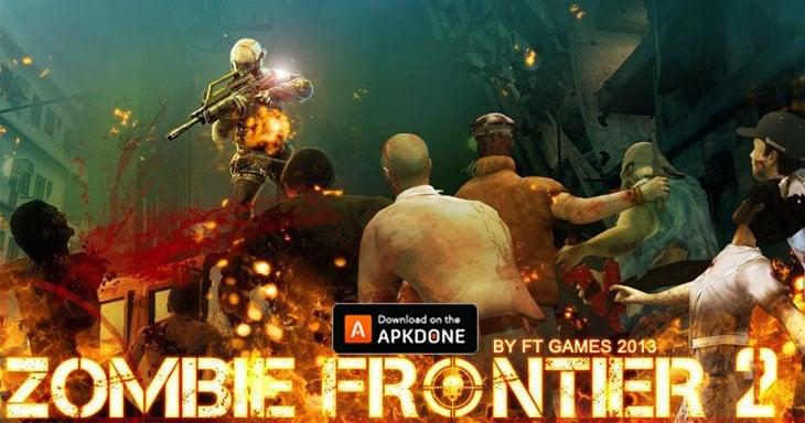 Zombie Frontier 2 Survive poster