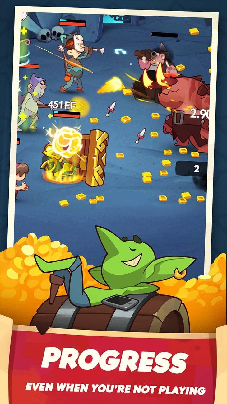 Almost a Hero screenshot 2