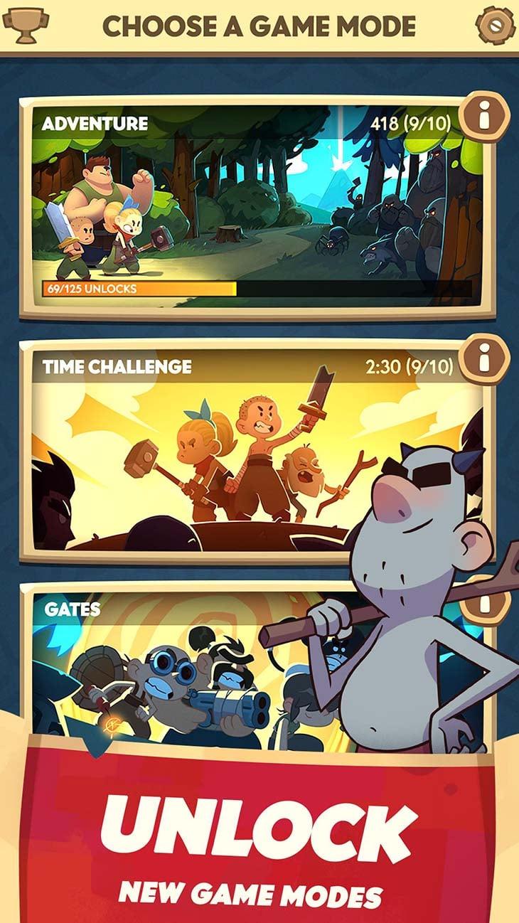 Almost a Hero screenshot 4