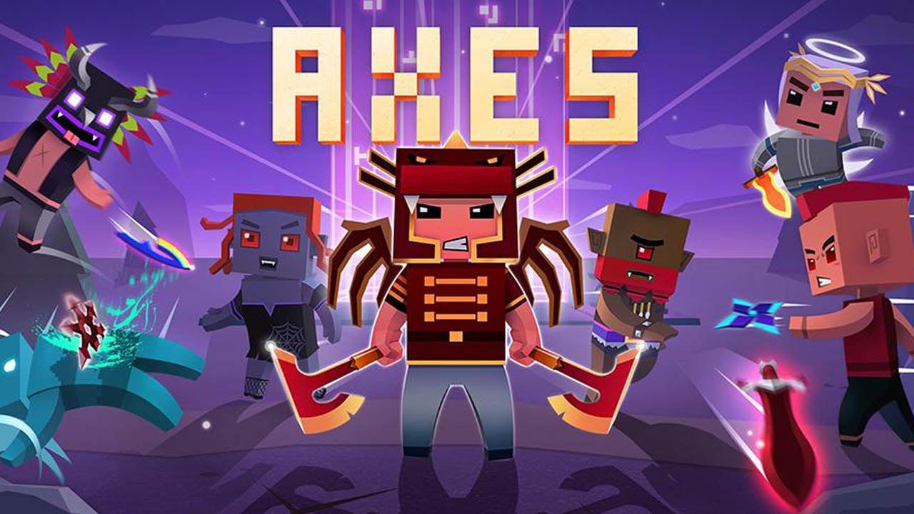 AXES io poster