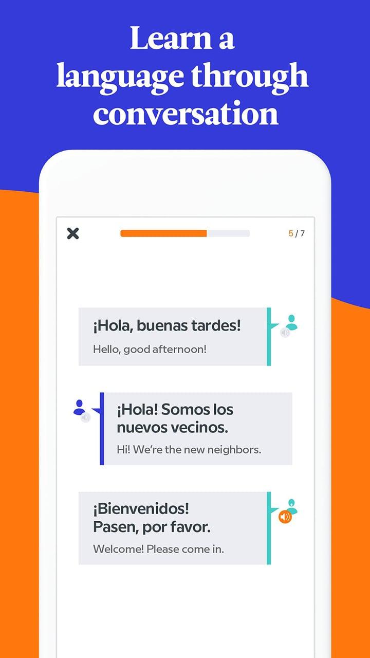 Babbel Learn Languages screenshot 1