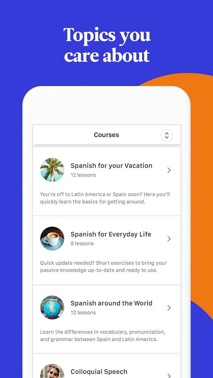 Babbel Learn Languages screenshot 3