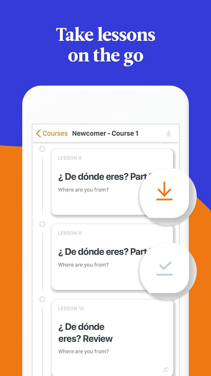 Babbel Learn Languages screenshot 5