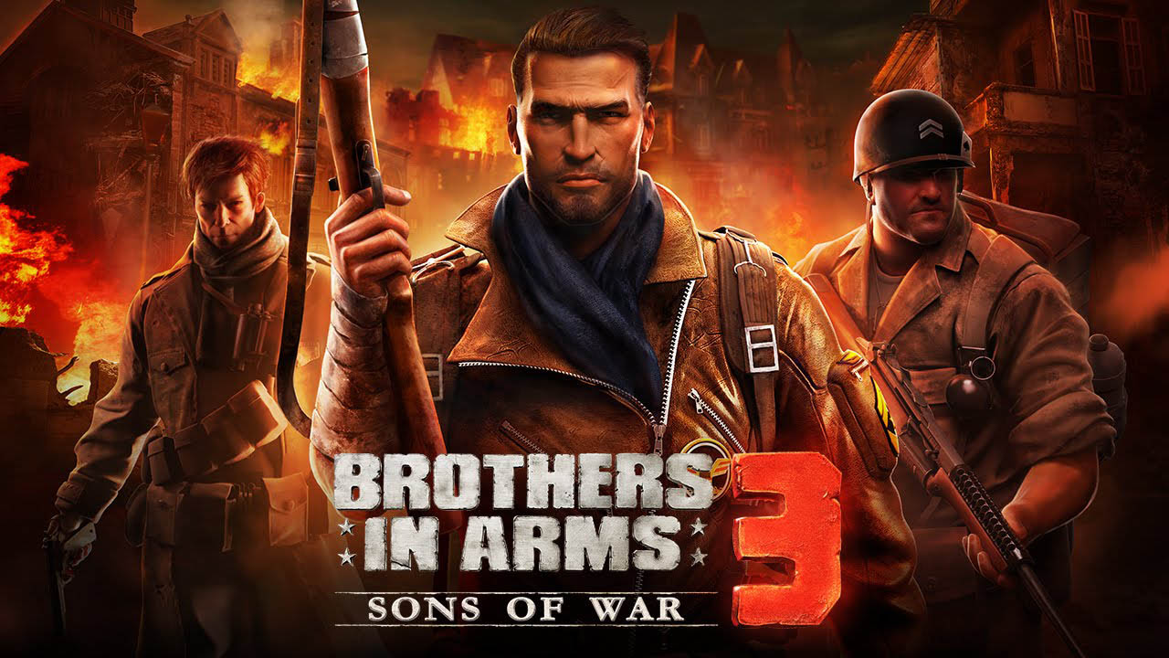 Brothers in Arms 3 poster