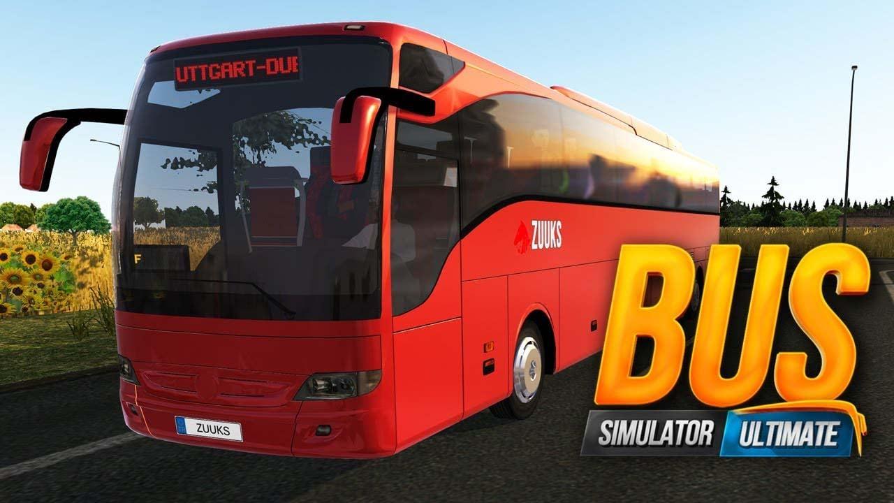 Bus Simulator Ultimate poster