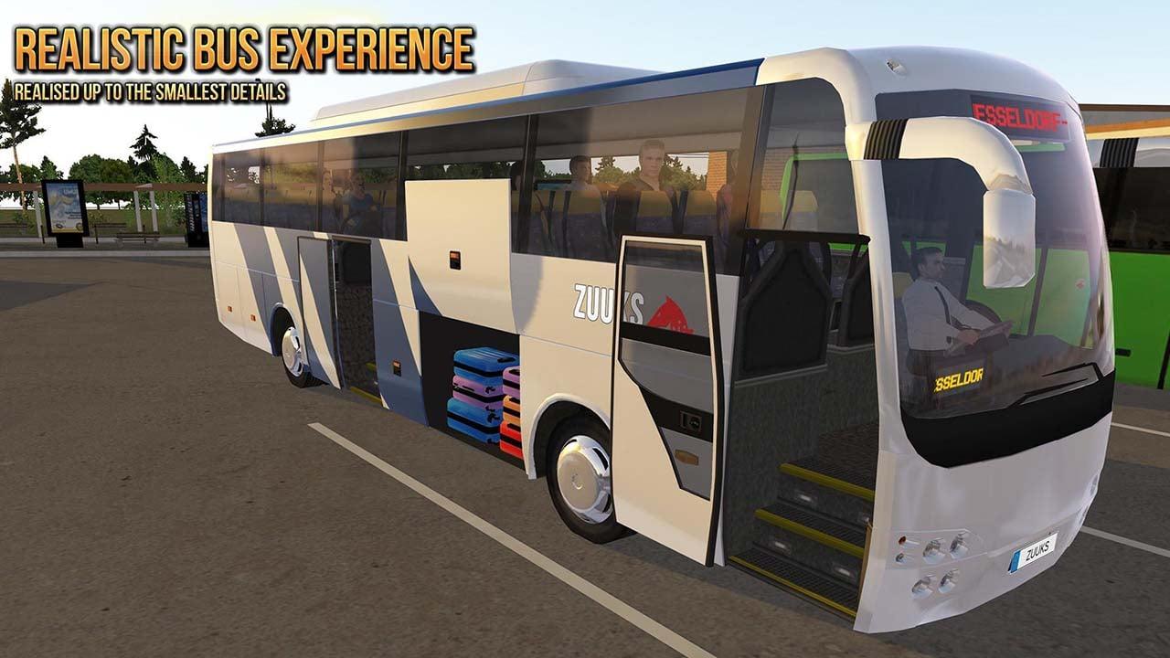 Bus Simulator Ultimate screenshot 2