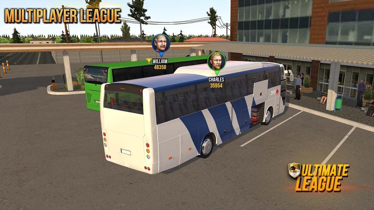 Bus Simulator Ultimate screenshot 4