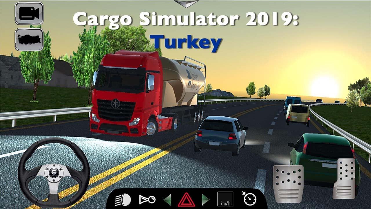 Cargo Simulator 2019: Turkey poster