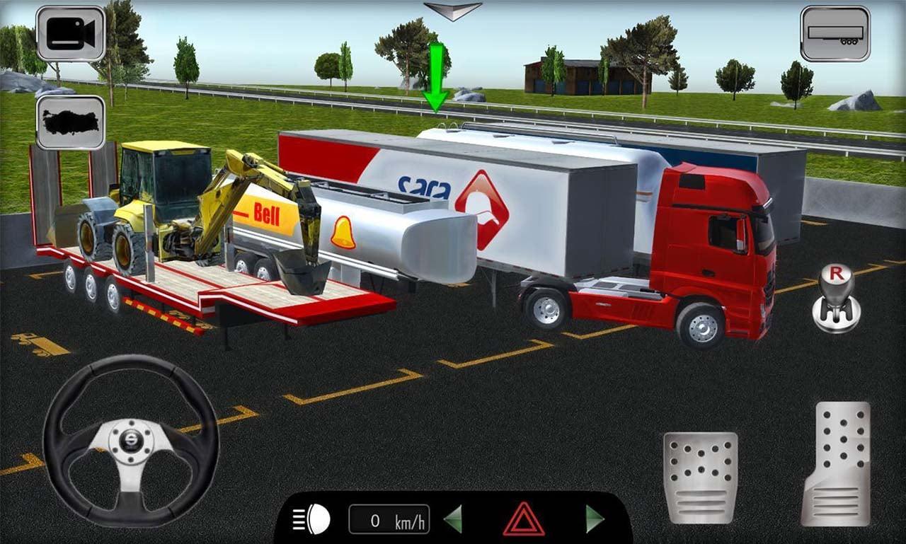 Cargo Simulator 2019: Turkey screenshot 4