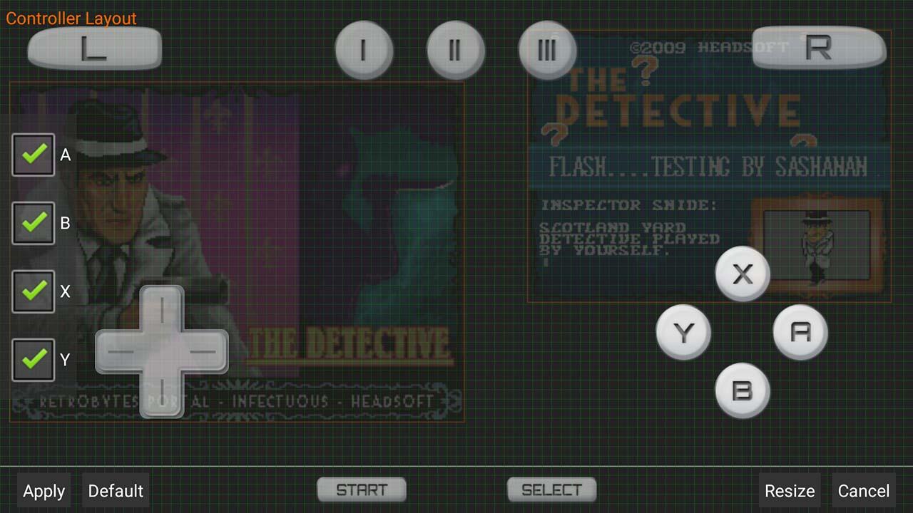 DraStic DS Emulator screenshot 4