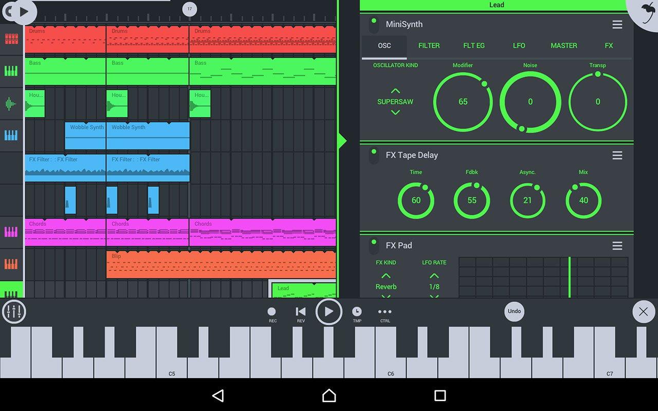 FL Studio Mobile screenshot 2
